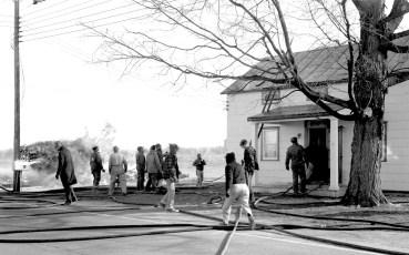 Clermont Fire Geo. Saulpaugh basket shop Dec. 1968 (4)