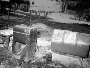 Clermont Fire Jansen's Barn Jan. 1968 (3)