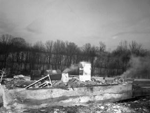 Clermont Fire Jansen's Barn Jan. 1968 (4)