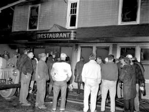 Clermont Fire Lights Inn Rt. 9 Oct. 1960 (3)