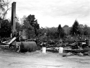 Copake Fire Pine Camp May 1964 (2)