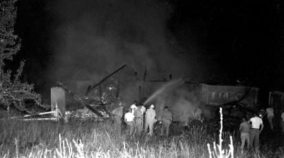 G'town Fire Charles Allen's barn Aug. 1962 (3)