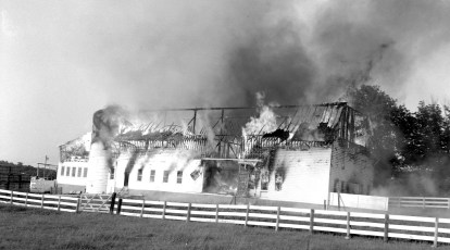 Fires in the 1960s
