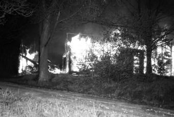 G'town Fire Milton Brush barn fire May 1961 (1)