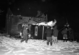 G'town Fire Willie Richardson Cheviot Feb. 1963 (1)