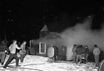 G'town Fire Willie Richardson Cheviot Feb. 1963 (2)