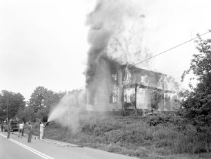 G'town Rt. 9G & Hover Ave. Cty. owned building 1963 (1)