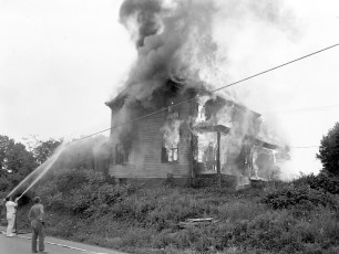 G'town Rt. 9G & Hover Ave. Cty. owned building 1963 (2)
