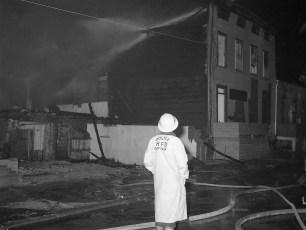 Hudson Fire 1st & Columbia St. Aug. 1967 (2)