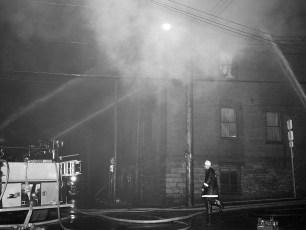 Hudson Fire 4th & Columbia St. Apr. 1967 (2)