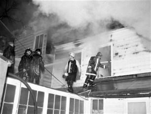 Hudson Fire Byron Parker Bldg. Warren St. Nov. 1966 (5)
