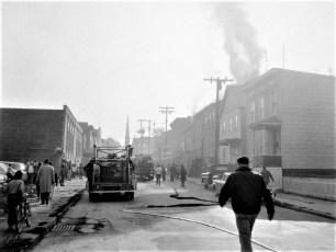 Hudson Fire Columbia St. Oct. 1966 (2)