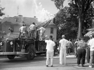 Hudson Fire Prospect Nursing Home July 1962 (1)