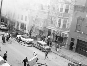 Hudson Warren Street Fire 1963 (1)