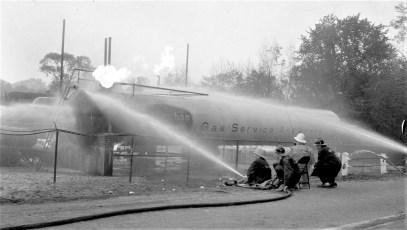 Millerton (Irondale) Fire Suburban Propane explosion & fire Sept. 1965 (2)