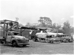 Millerton (Irondale) Fire Suburban Propane explosion & fire Sept. 1965 (4)
