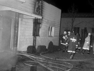 Greenport Fire WHUC Radio Station Rt. 66 Apr. 1972 (4)