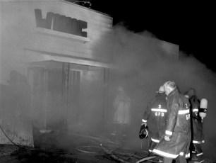 Greenport Fire WHUC Radio Station Rt. 66 Apr. 1972 (5)