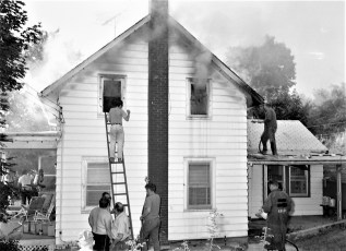 G'town Fire Isabel Disher Cheviot June 1971 (1)