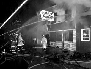 Hudson Fire 409-411-413 Warren St. Oct. 1975 (3)
