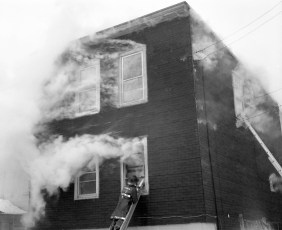 Hudson Fire Front & Columbia Streets Feb. 1972 (1)