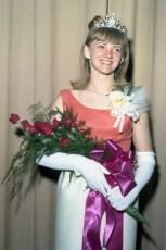 GCS  Jr. Prom 1966 Queen Sandra Lynk