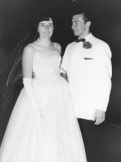 GCS Jr. Prom Terry Funk & Betsy Ahrens