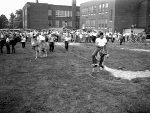 GCS Donkey Baseball 1948 (2)
