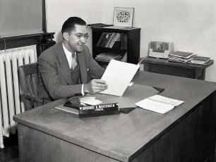 GCS Principal Mortensen 1948