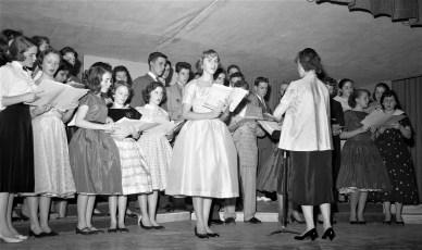 GCS Christmas Concert 1957 (2)