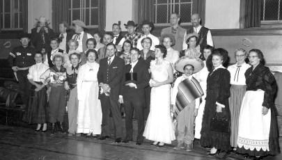 GCS Faculty Hosted Las Vegas Night 1959 (1)