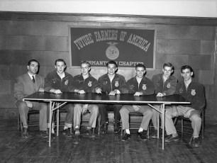 GCS Future Farmers of America 1954
