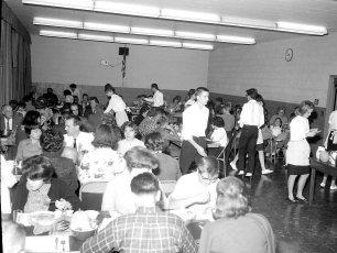 Cafeteria Fund Raiser 1966