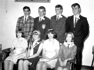 GCS Honor Society 1966