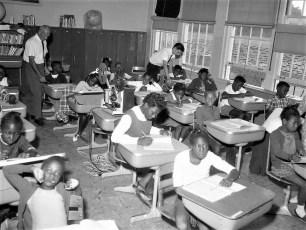 Migrant classes at GCS 1968 (5)