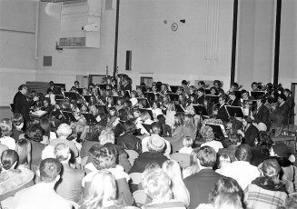 GCS Band Concert 1972 (1)