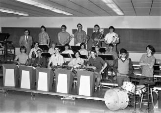 GCS Dance Band Henry Cianfoni 1971
