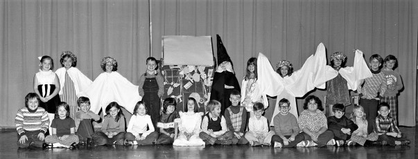 Mrs. Bartolotta's 3rd Grade Play GCS 1974
