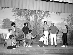 GCS Senior Play 1962 (4)