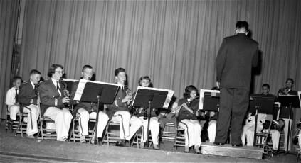 GCS Xmas Concert 1956 (1)