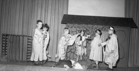 GCS Xmas Concert 1956 (7)