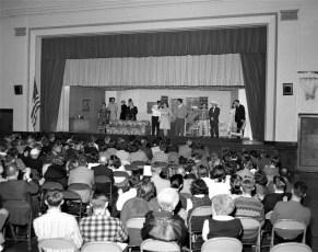 G'town Drama Workshop play Send Me No Flowers 1965