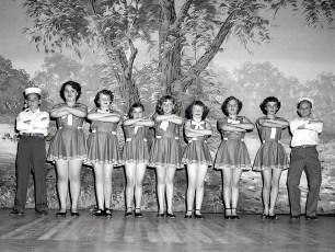 Ruth Miller Dance Recital at GCS 1949 (8)