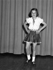 Ruth Miller Dancers at GCS 1950 (2)
