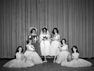 Ruth Miller Dancers at GCS 1950 (5)