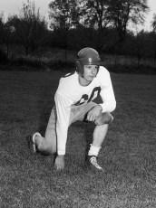 GCS 1955 Football Billy Banks