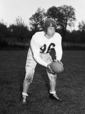 GCS 1955 Football Jim Mortensen