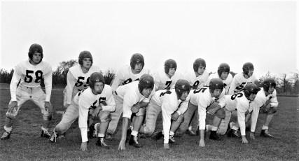GCS 1955 Football Team & Players (2)
