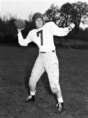 GCS 1955 Football Harold Mortensen