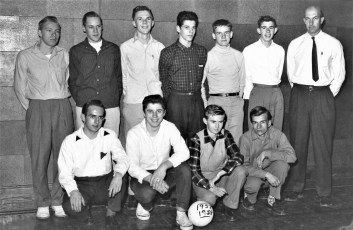 GCS Men's Varsity Coach Brown